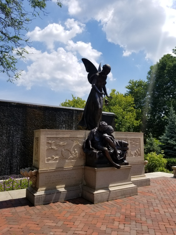 Eugene Field Memorial - Lincoln Park, Chicago