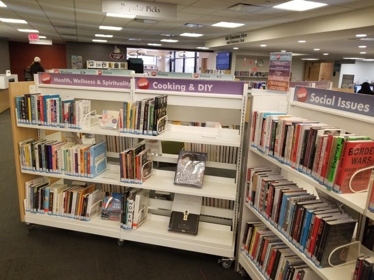 Cook Park Library (Libertyville) - Literary Chicagoland